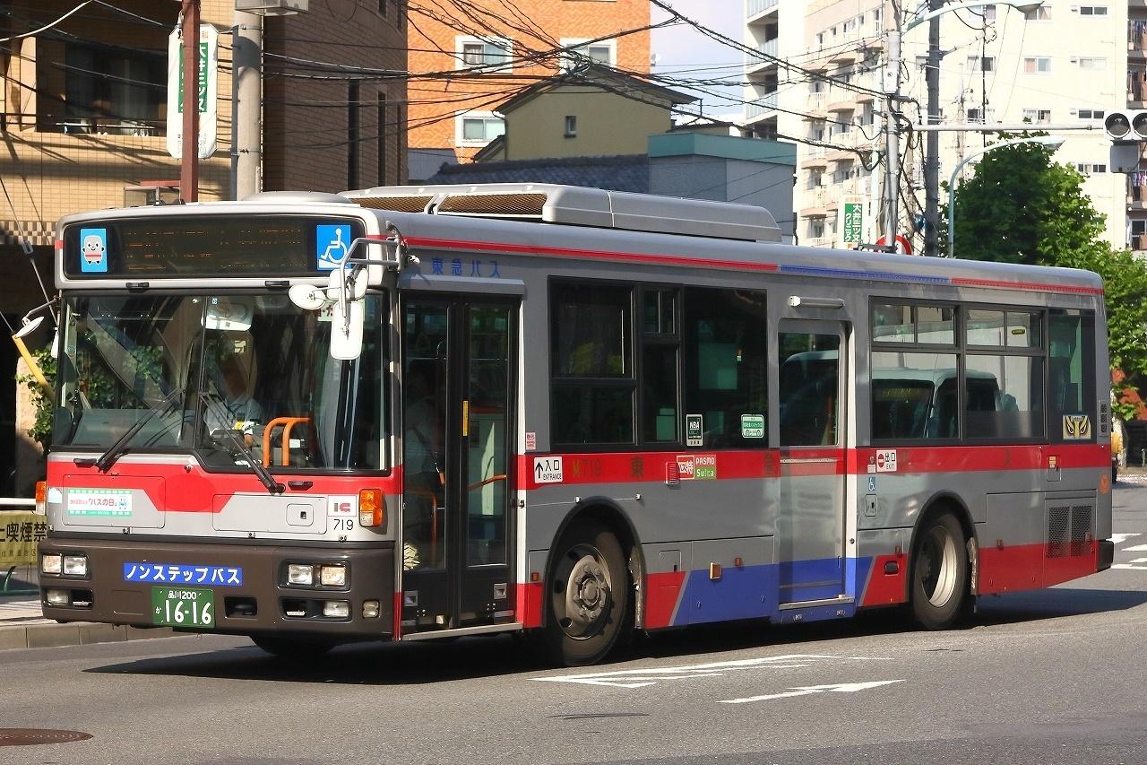 東急 バス 目黒 営業 所